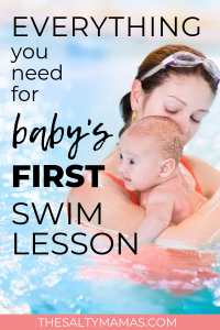 What to Bring to Baby Swim Lessons