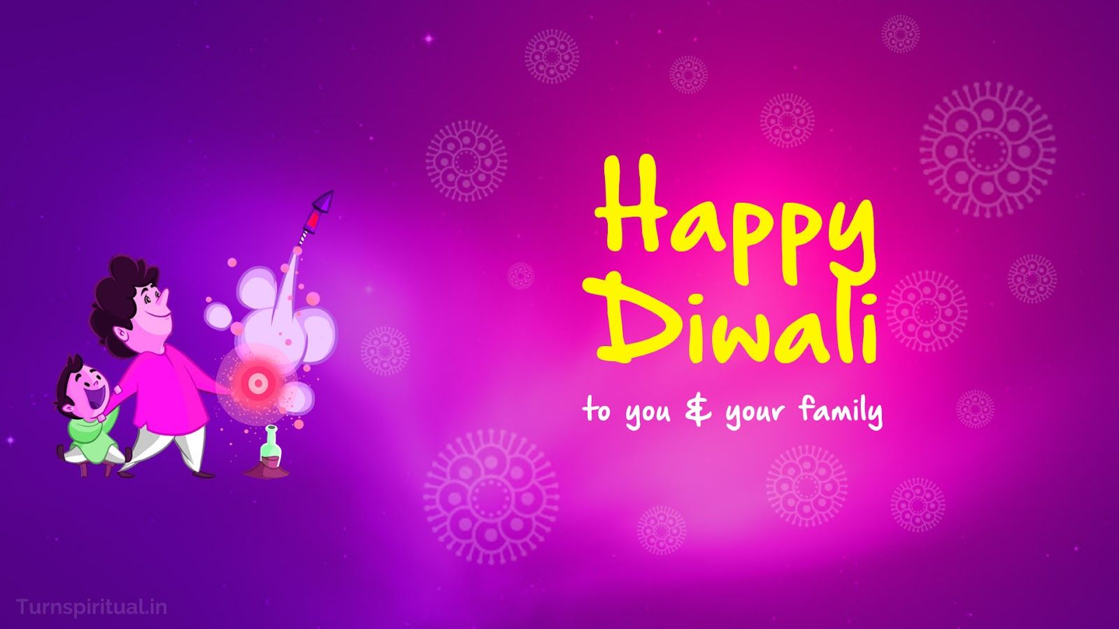 Happy Diwali Deepavali To You And Your Family Diwali Wishes