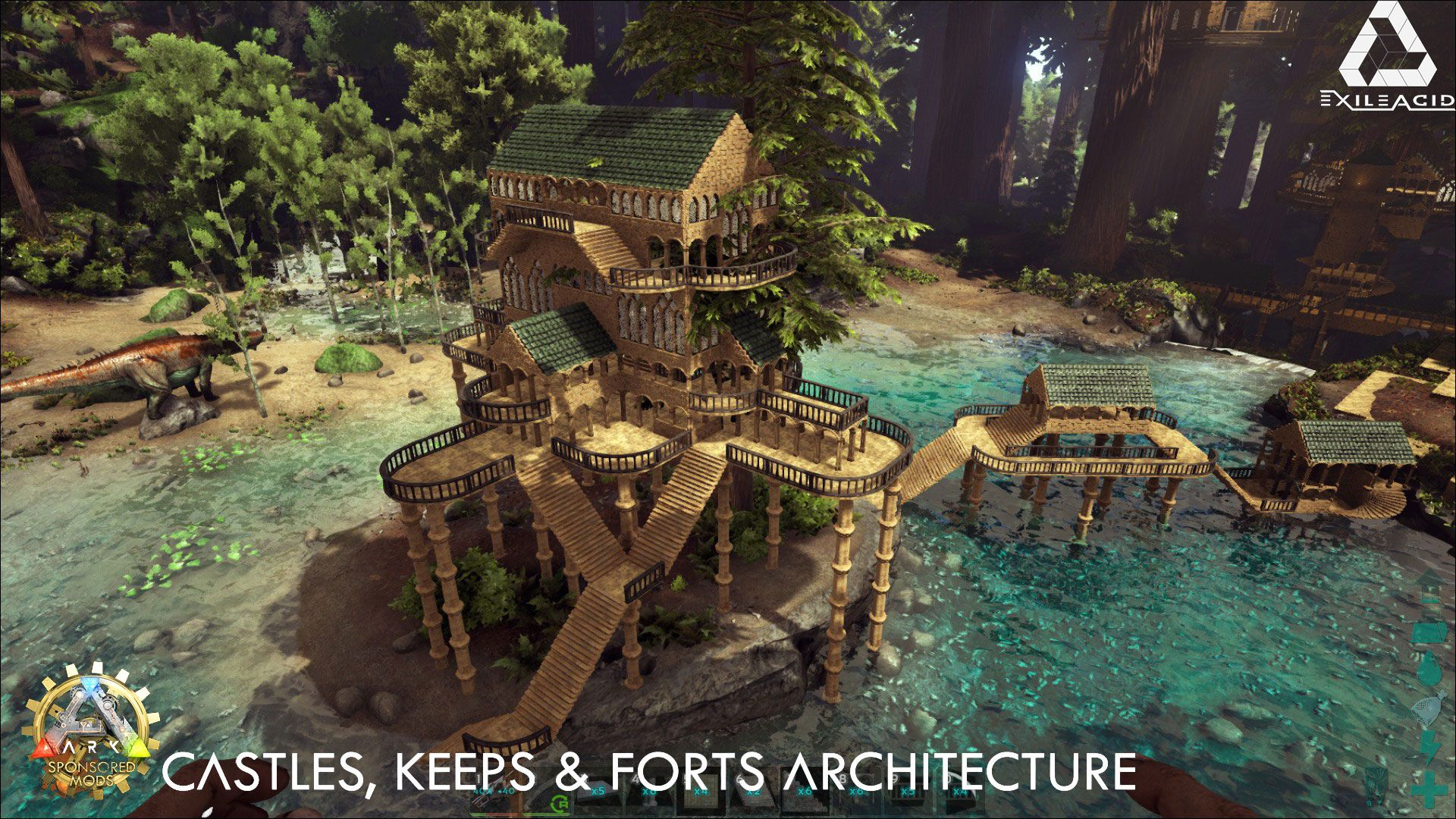 Steam Workshop :: Castles, Keeps, And Forts Medieval Architecture