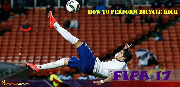 How To Perform Bicycle Kick In Fifa 17 Bicycle Kick Fifa 17 Fifa