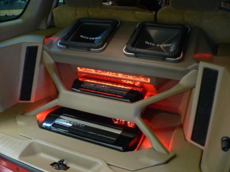 Mtx Rides Full Surface Motoring 02 Chevy Trailblazer