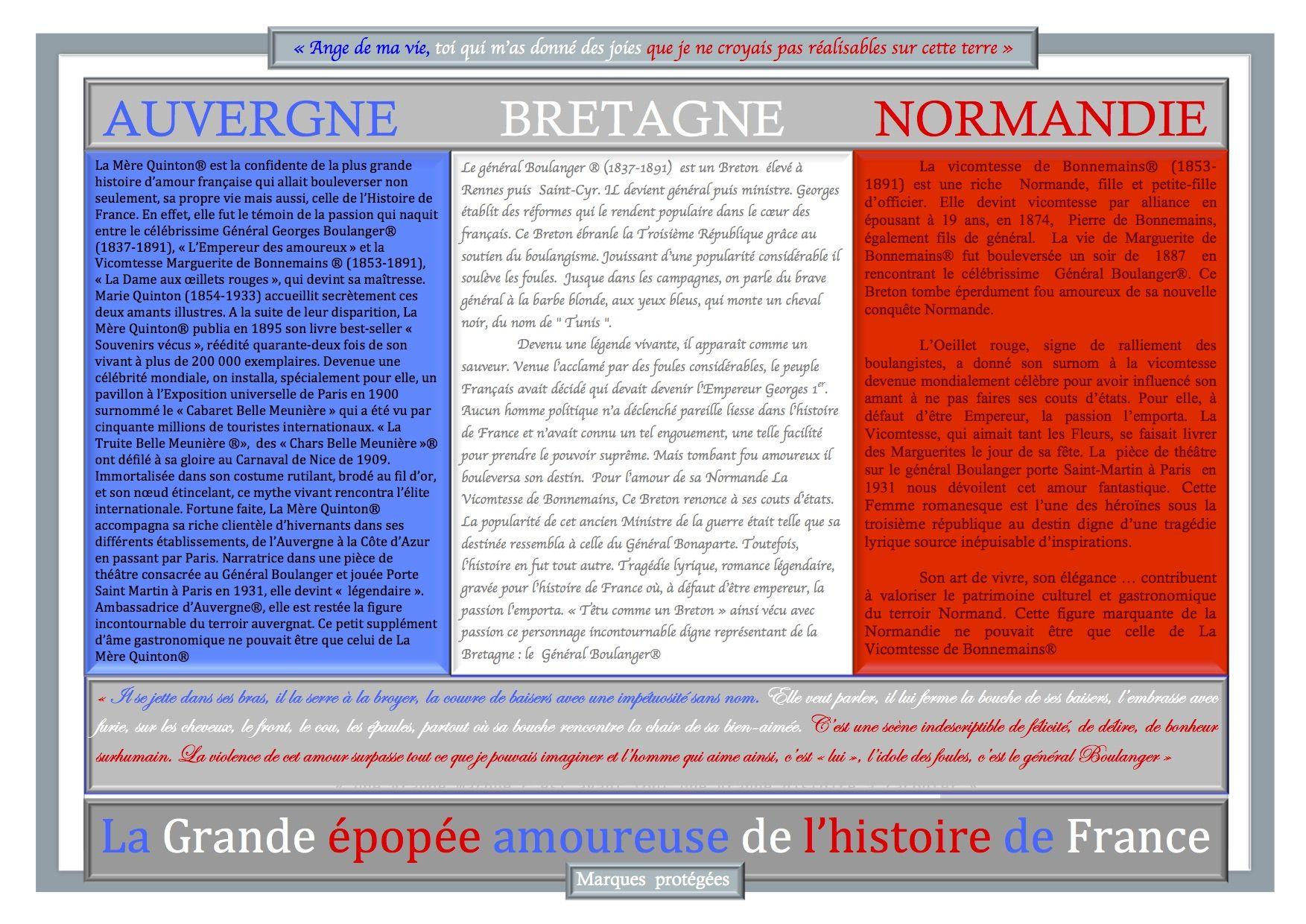 La Mere Quinton Belle Meuniere Lamerequinton Com Proprietaire Marque Auvergne Bernard Boucheix En 2021 Auvergne Bretagne La Mer