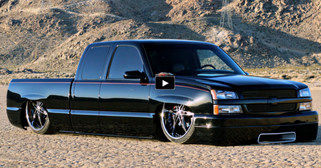See All About This Killer 99 Chevy Silverado Custom