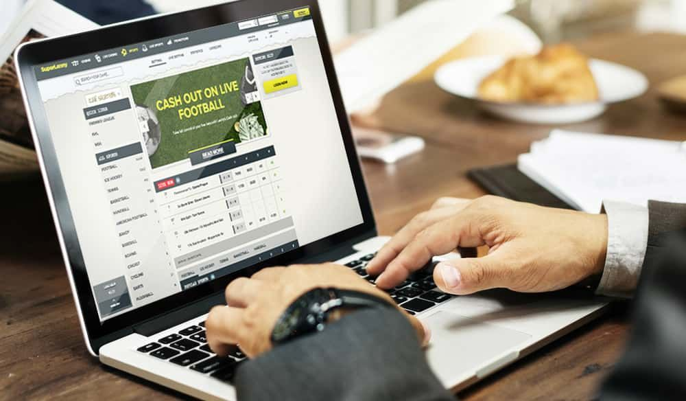 Get online football betting lines and football betting