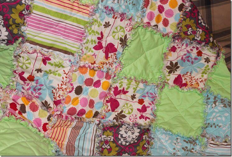 Rag Quilt Tutorial Using Cotton Fabric Instead Of Flannel Flannel Rag Quilts Rag Quilt Rag Quilt Tutorial