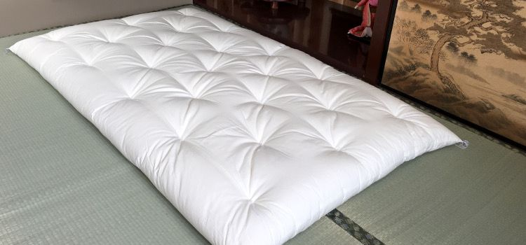 Experience Our Authentic Hand Crafted Japanese Futon With