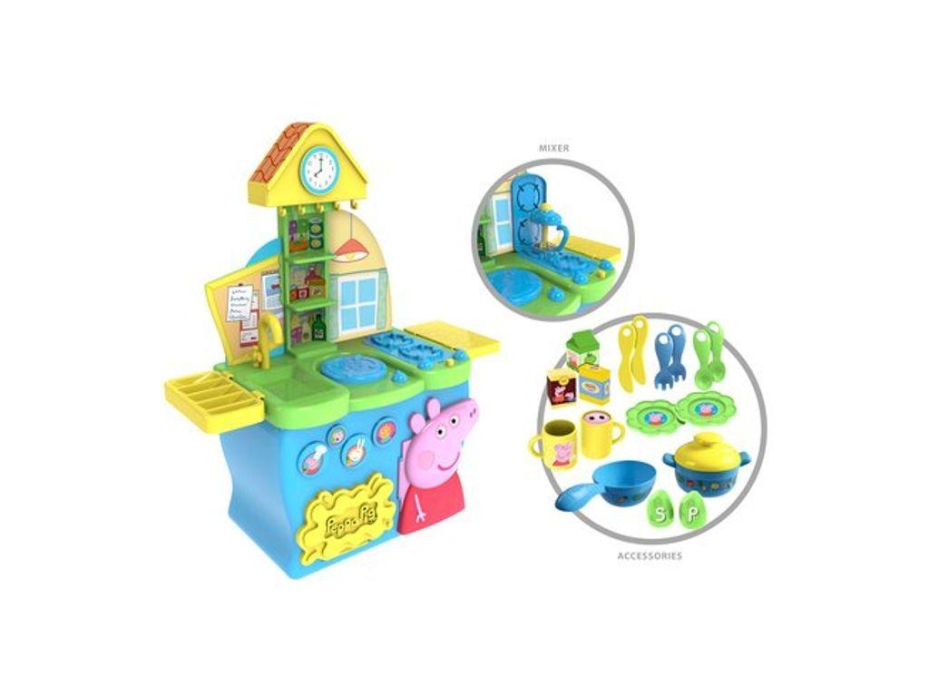 Peppa Pig Kitchen   Toys & Video Games   Pinterest   Pig kitchen