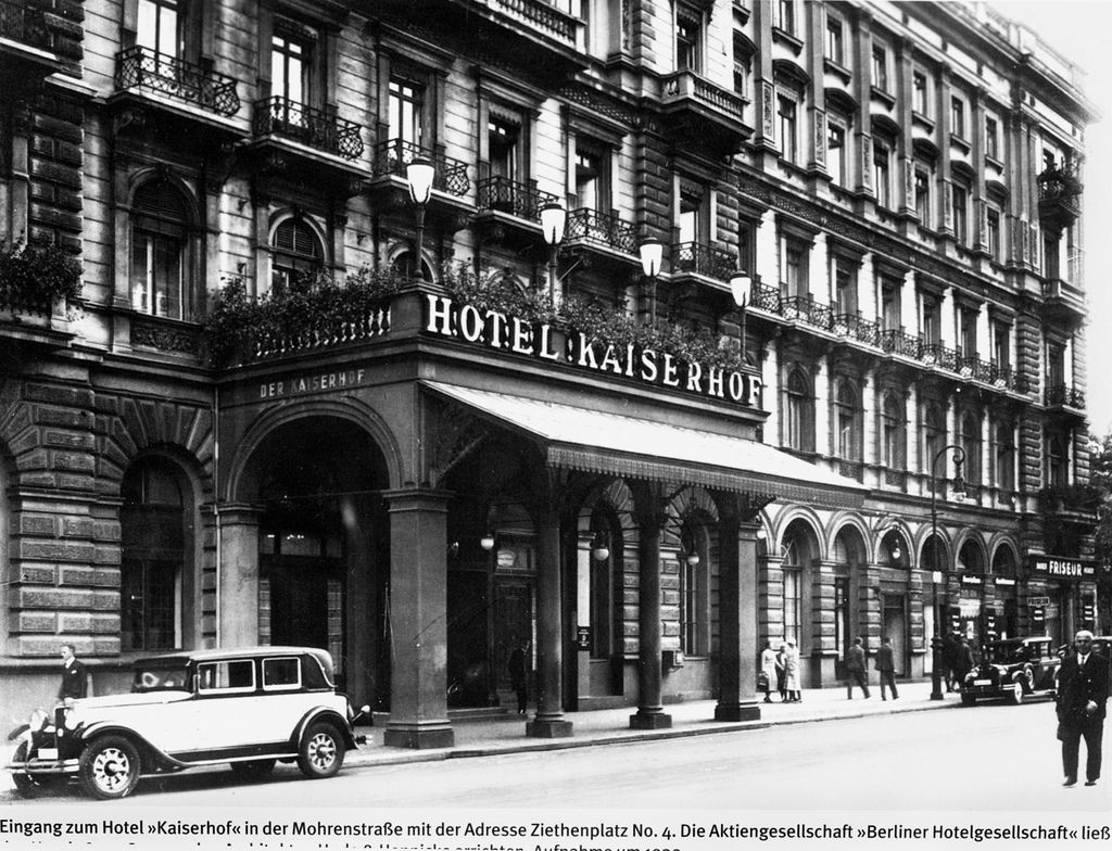 Hotel Kaiserhof Berlin
