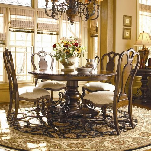Universal Furniture Bolero Seville Dining Table Wayfair