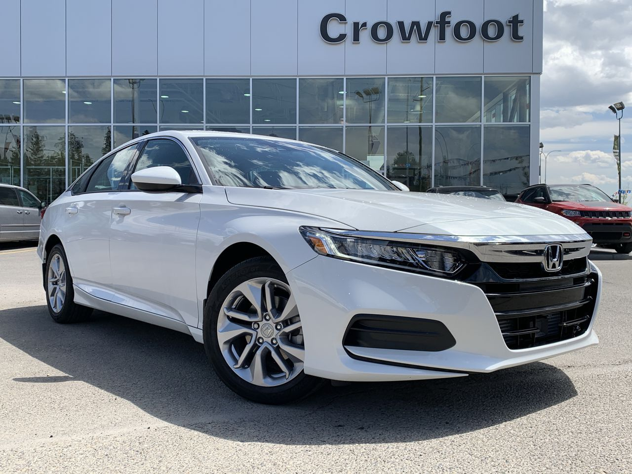 Used 2018 Honda Accord For Sale in Calgary AB Nnear