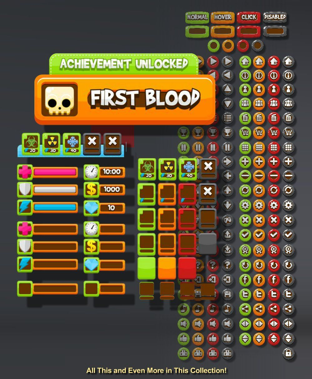 The Super Sprite Bundle 2: Royalty-Free Character Art for