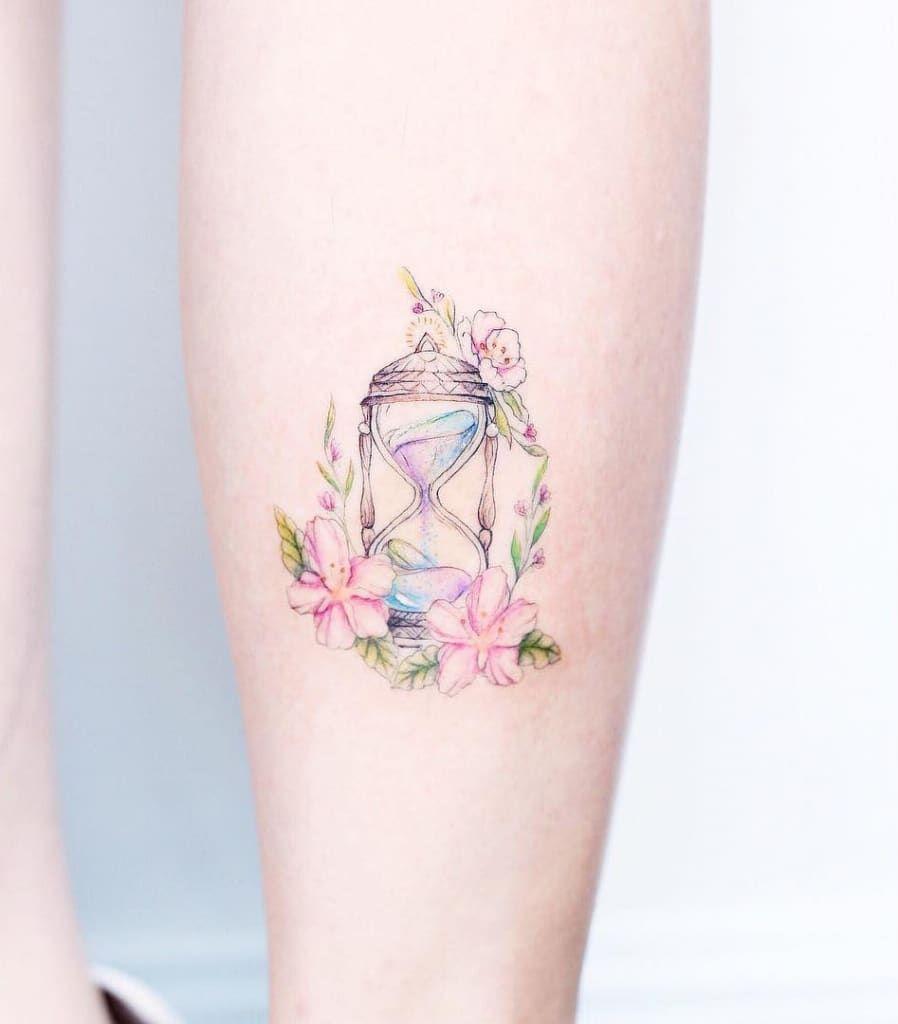 Photo of Los tatuajes en colores pastel delicados y soñadores son una forma caprichosa de decorar tu piel