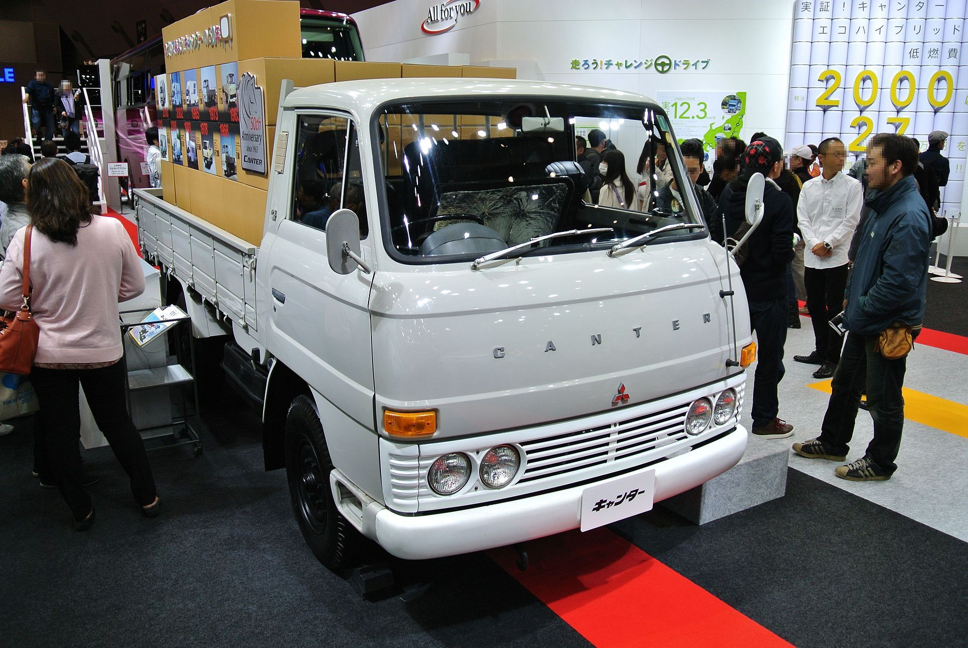 Canter truck sale double cabin 4wd japan import jpn car - Mitsubishi Fuso Canter Mitsubishi Fuso Truck And