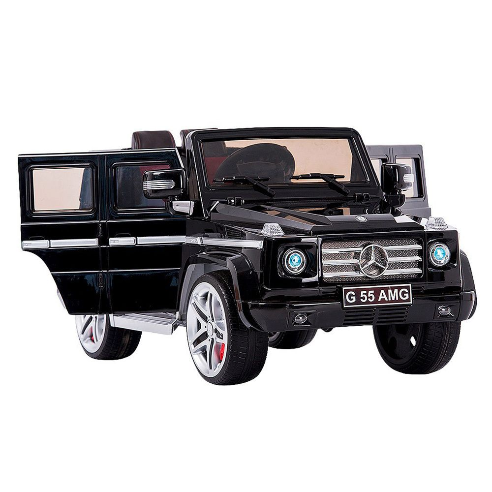 Kids Car Licensed Mercedes Benz G55 12v Best Ride On Cars