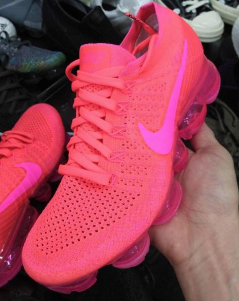 sports shoes d5170 f022b A Pink Nike Air VaporMax Has Surfaced | Nike Air Max ...