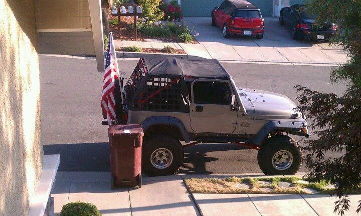 Bikini Top And Smitty Built C R E S Cargo Net Jeep Cargo Net Suv