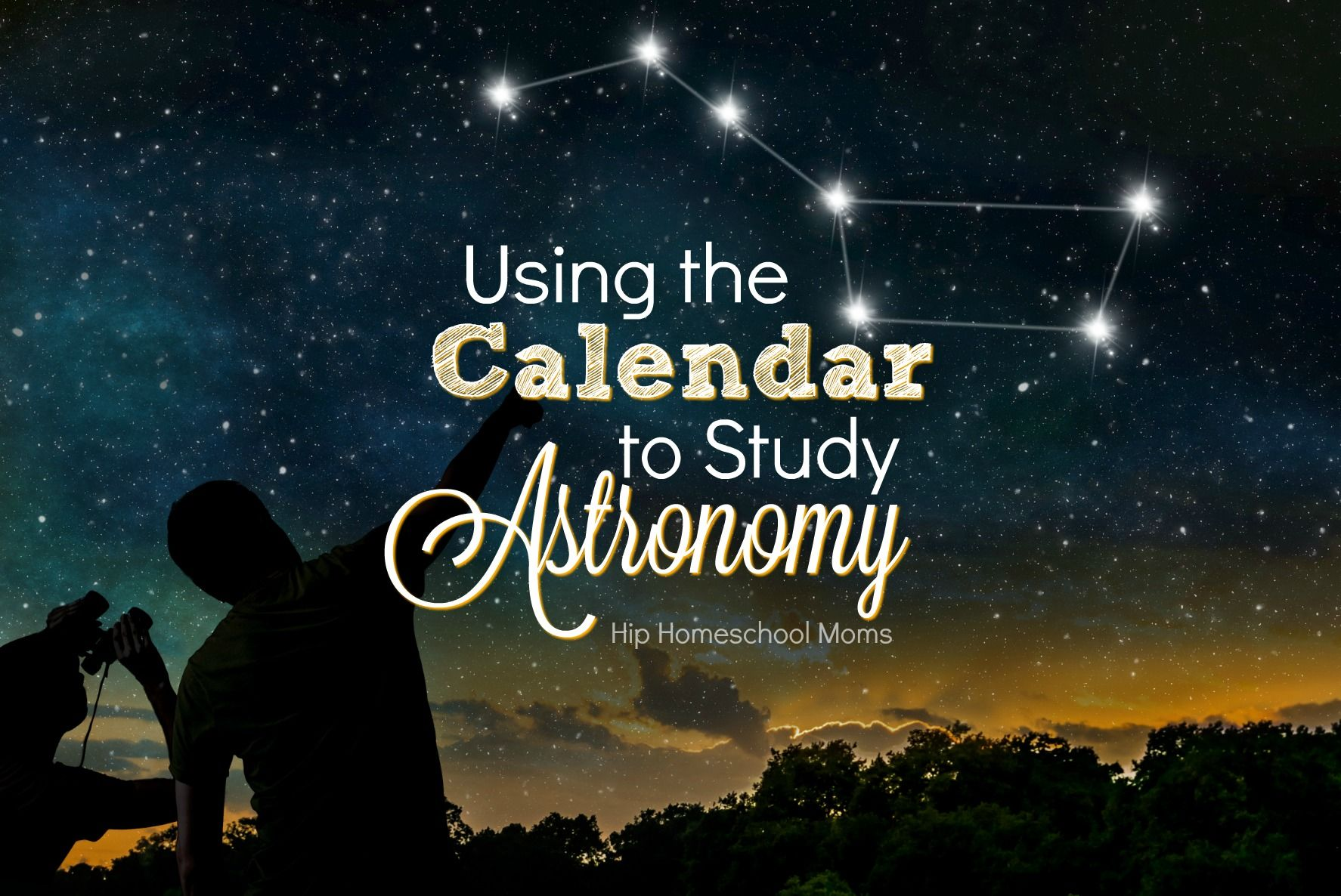Photo of Using the Calendar to Study Astronomy