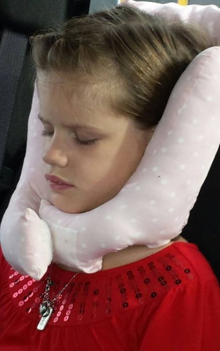 Infant Car Seat Neck Support Pillow Sleepy Time Headrest Infant Or Toddler Headrest Neck