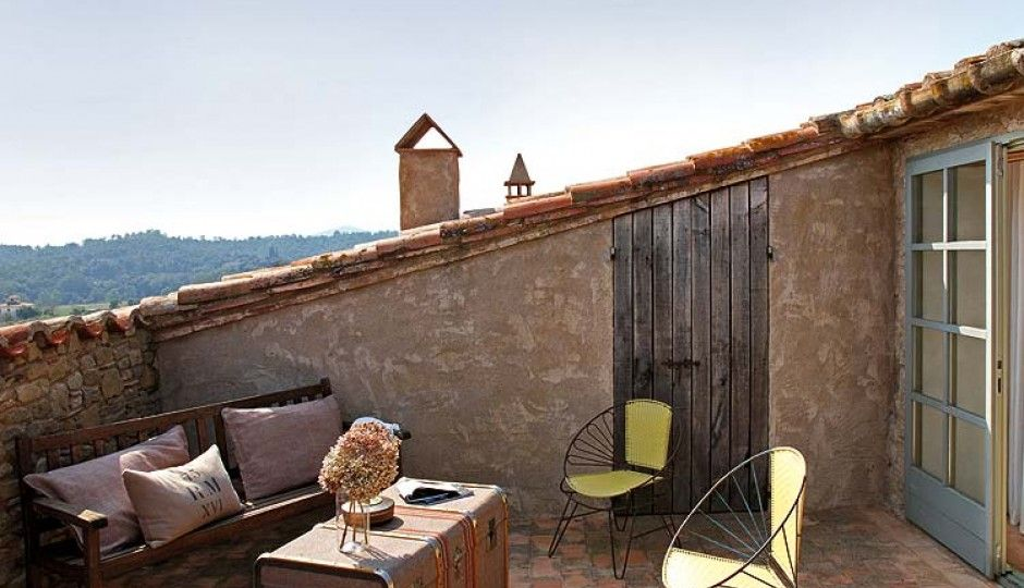 Risultati immagini per mansarda con terrazzo sul tetto | Terrazo ...