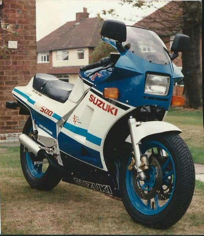 Rg 500 Suzuki Motorcycle Suzuki Suzuki Gsxr