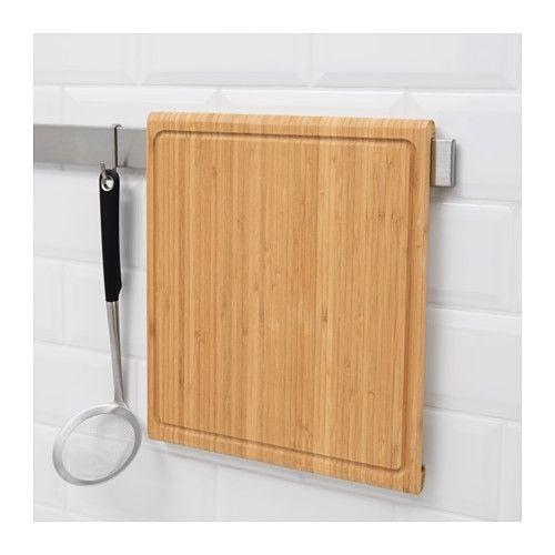 Rimforsa Chopping Board Bamboo 14 X11 Ikea Planche A