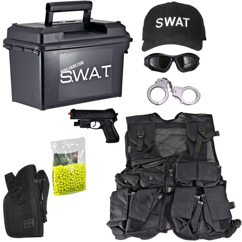 Spy Academy Police Officer Metal Handcuffs With Images Swat