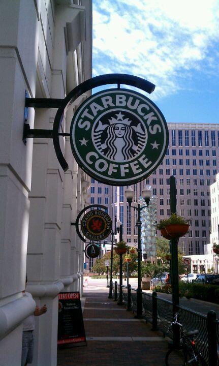 Well Starbucks near Orlando
