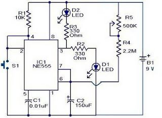 Pin on 555 Circuit