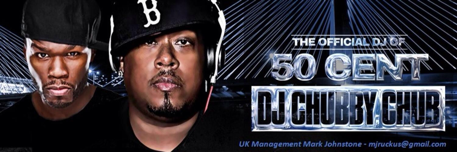 50 Cent Official Dj Chubby Chub Is Available For Bo Ngs During 50 Cents Uk