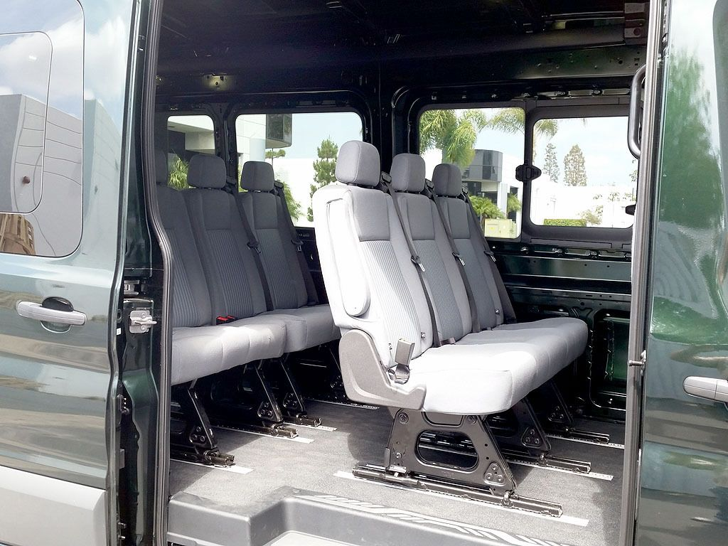 Our New Gem Green Moto Van Has Arrived Page 5 Ford Transit Usa