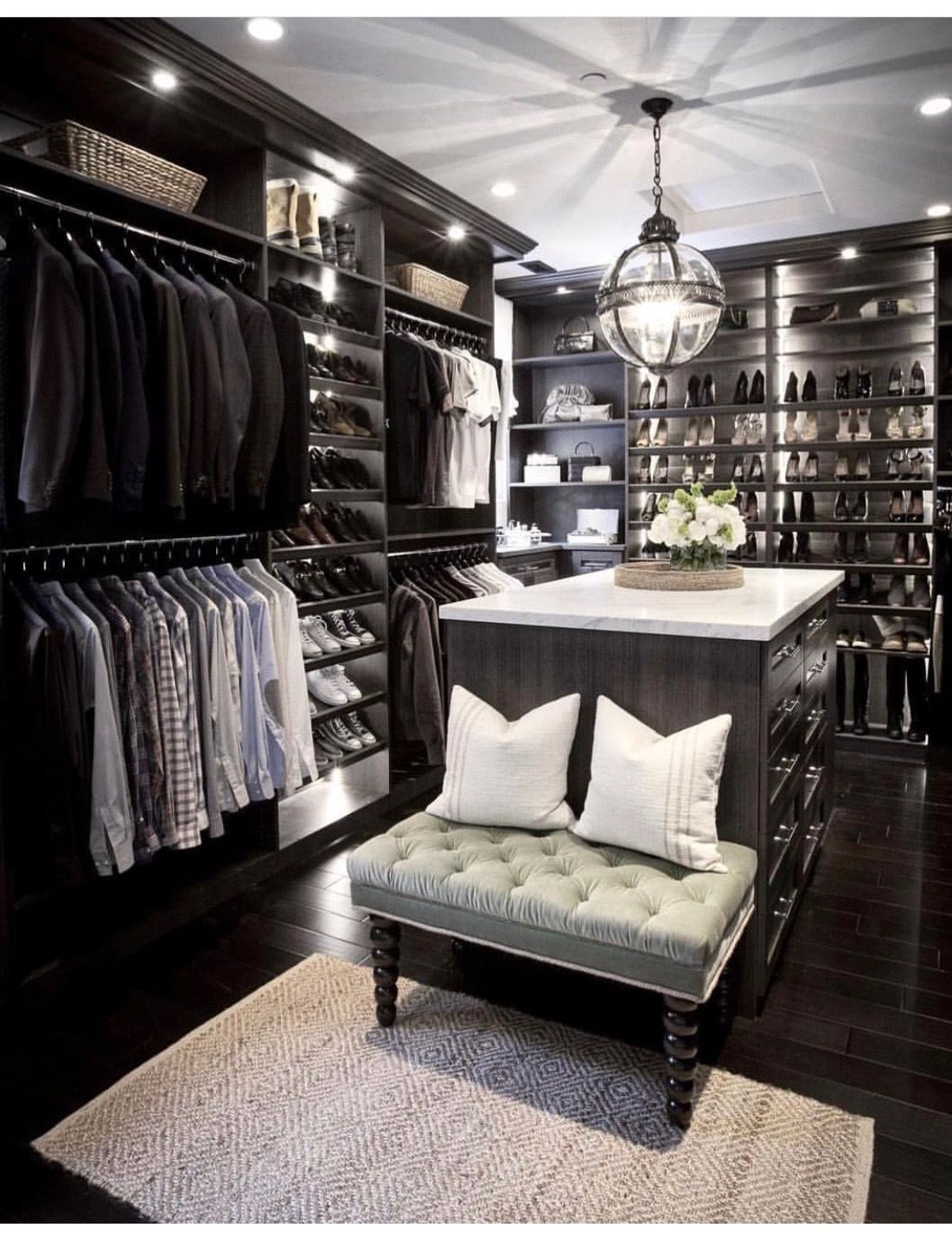 pinterest x0jesss ♡  dream closet design closet