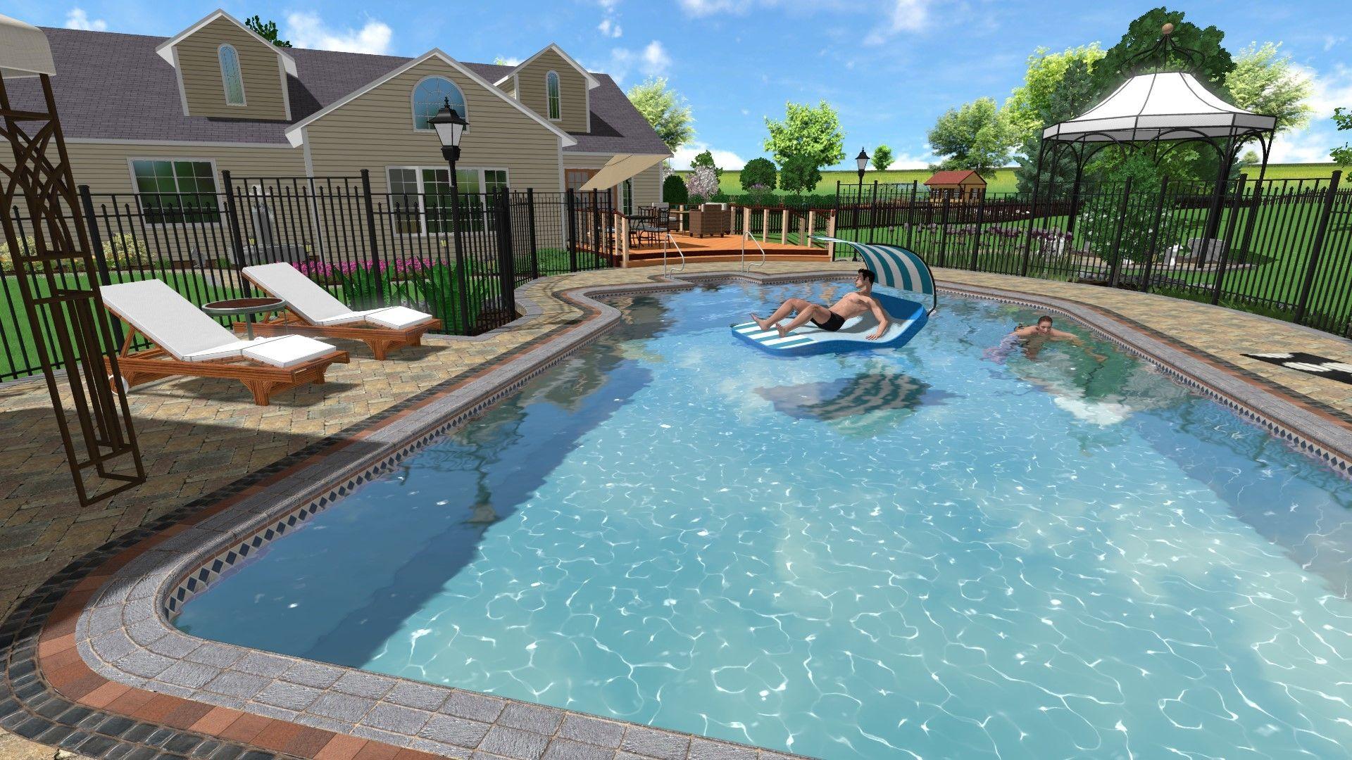 Pool Shapes Carlton Pools Pool Shapes Pool Dream Backyard