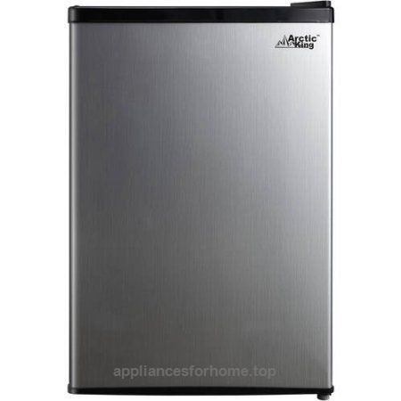 Arctic King 2.6 cu ft 1-Door Compact Refrigerator | Separate Chiller Compartment, Stainless Steel Look Check It Out Now     $123.10    The Arctic King 2.6 cu ft One-Door Compact Refrigerator is an excellent way to keep your food and drinks cold in any ..  http://www.appliancesforhome.top/2017/03/24/arctic-king-2-6-cu-ft-1-door-compact-refrigerator-separate-chiller-compartment-stainless-steel-look/