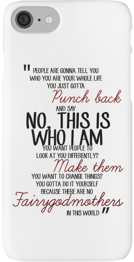 U0027Once Upon A Time   Emma Swan Quoteu0027 IPhone Case/Skin By Lauravanniekerk.  Cell Phone CasesFunny ...