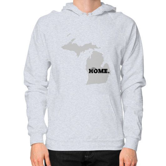 Michigan - Mens Hoodie