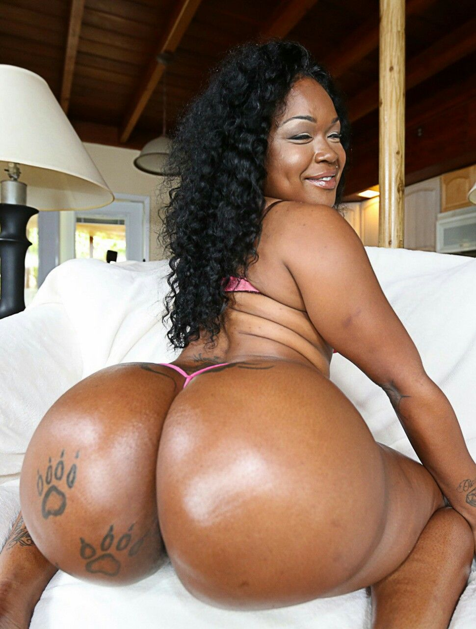 Big Booty Black Womens