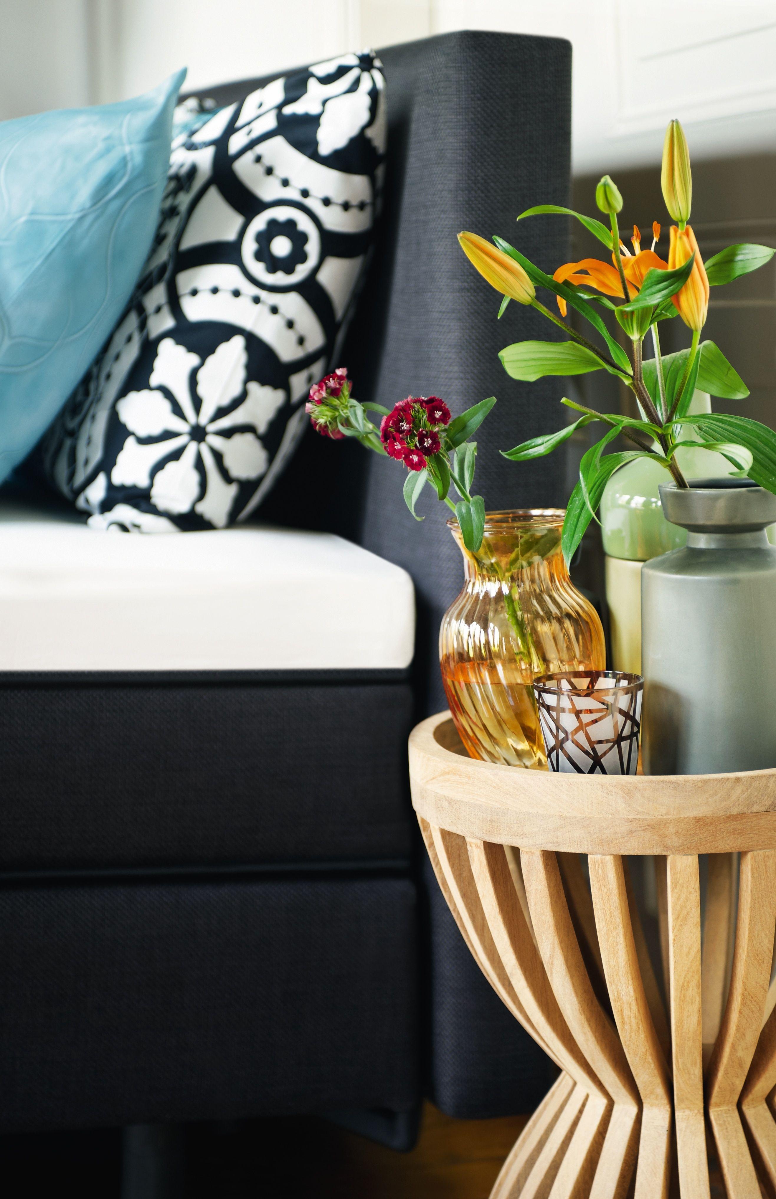 Herst-Blumen im Schlafzimmer | Zzzz | Pinterest ...