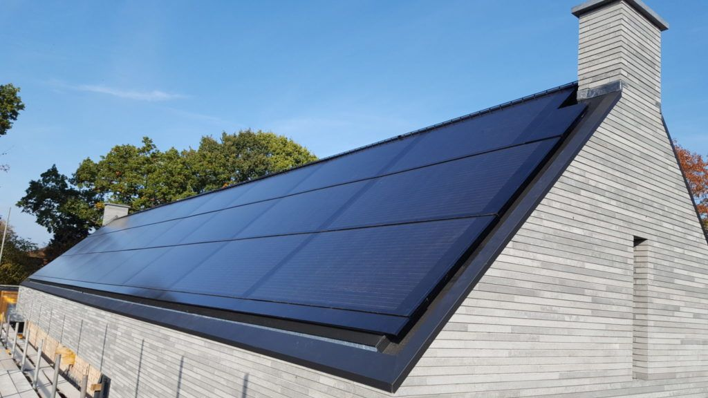 Realised Solar Projects By Aerspire Solar Energy Can Be This Beautiful Solar Panels Solar Panels Roof Solar Projects