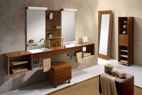 Muebles para baño moderno ERr piPi ROom Pinterest Baño moderno