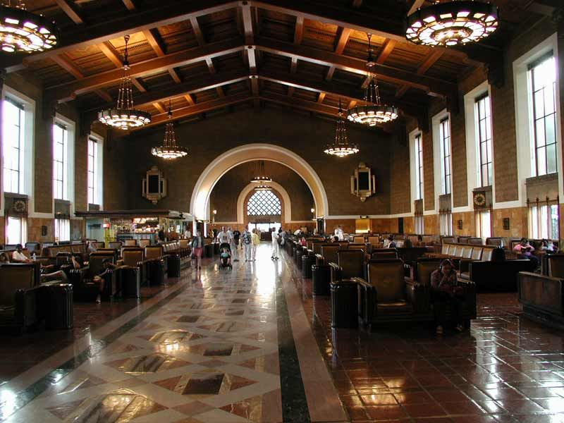 Union Station Los Angeles Heading Here On Sunday 3 Union Station Train Station Railway Station