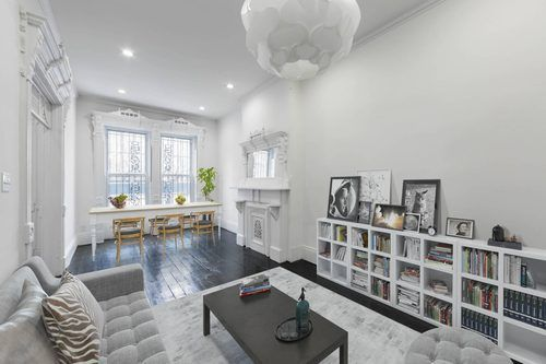 'Dream' Townhouse in Crown Heights Asks $985,000 - Brooklyn Townhouse Roundup - Curbed NY