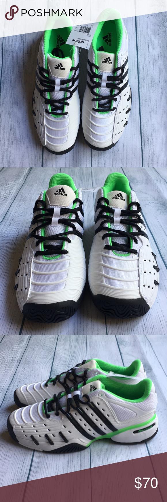 Adidas] NWT hombres zapato tenis Barricade V - NWT