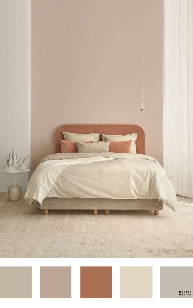 5 Beautiful and Totally Workable Color Palettes for Your Bedroom
