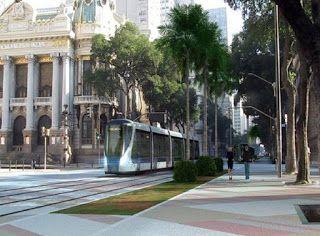 Pregopontocom Tudo: VLT do Rio terá sistema de pagamento de bilhetes bilhetes sem catracas e cobradores...