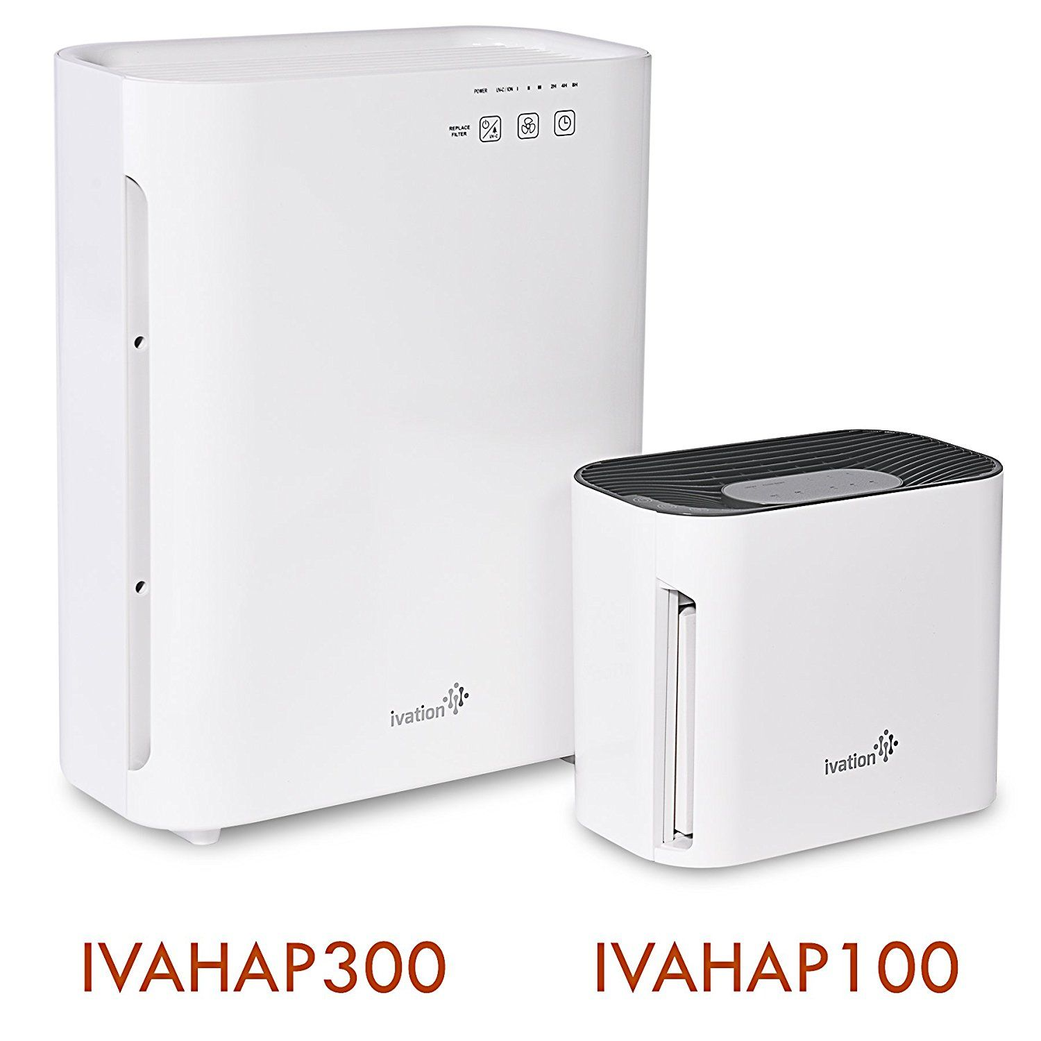 Ivation Medium Size 3in1 True HEPA Air