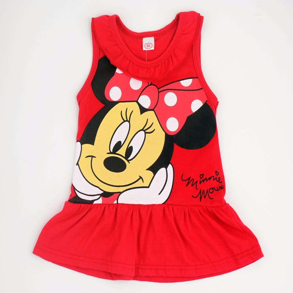 72385fb7c9c7a Minnie Mouse Dress Baby Girl Minnie DressKid Kitty Cat Party Dresses ...