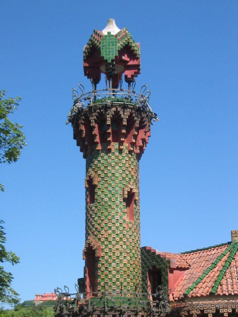 El Capricho de Gaudí: turismo en Cantabria - El Mapa del ...