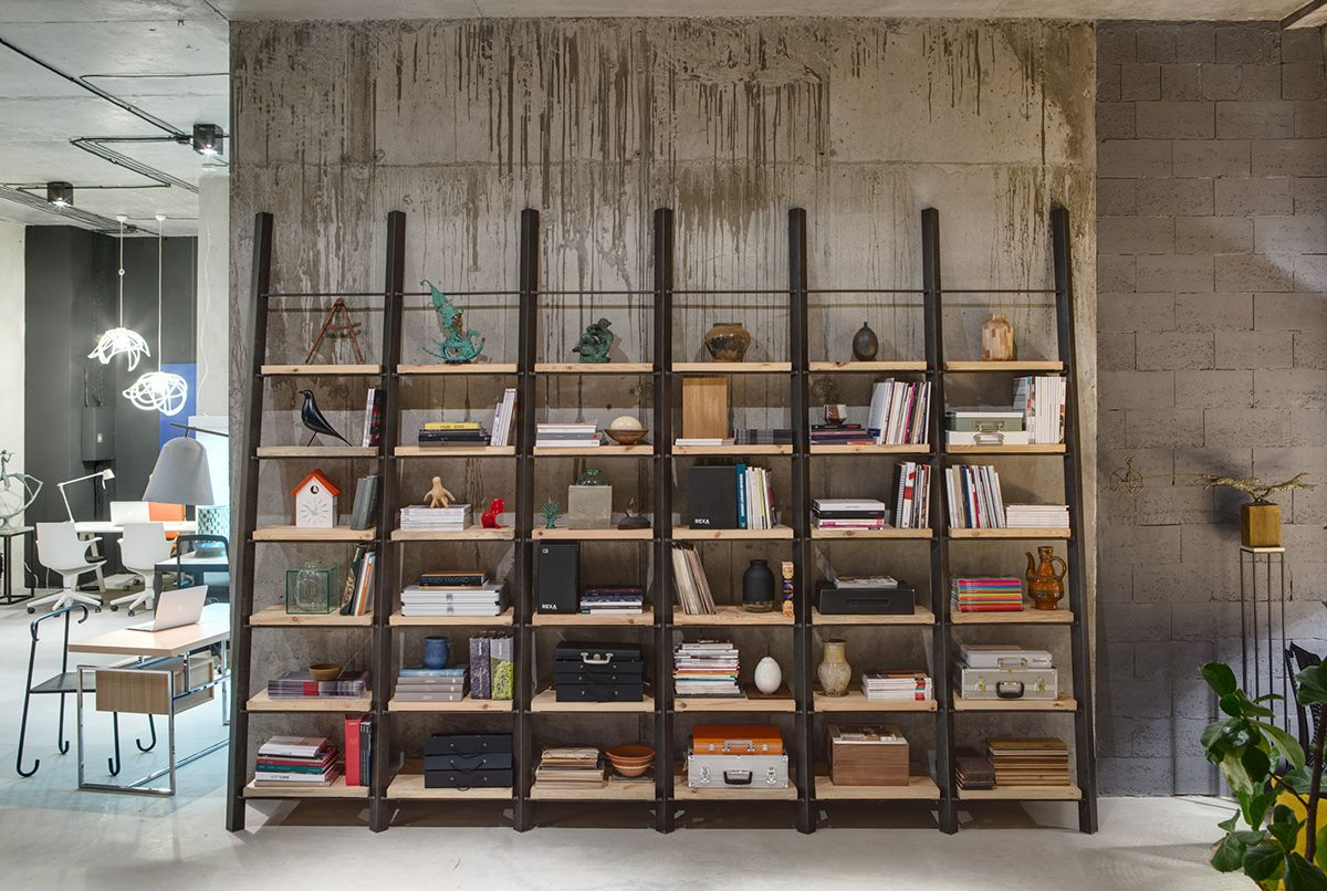 office shelf ideas. Creative-shelving-ideas Office Shelf Ideas
