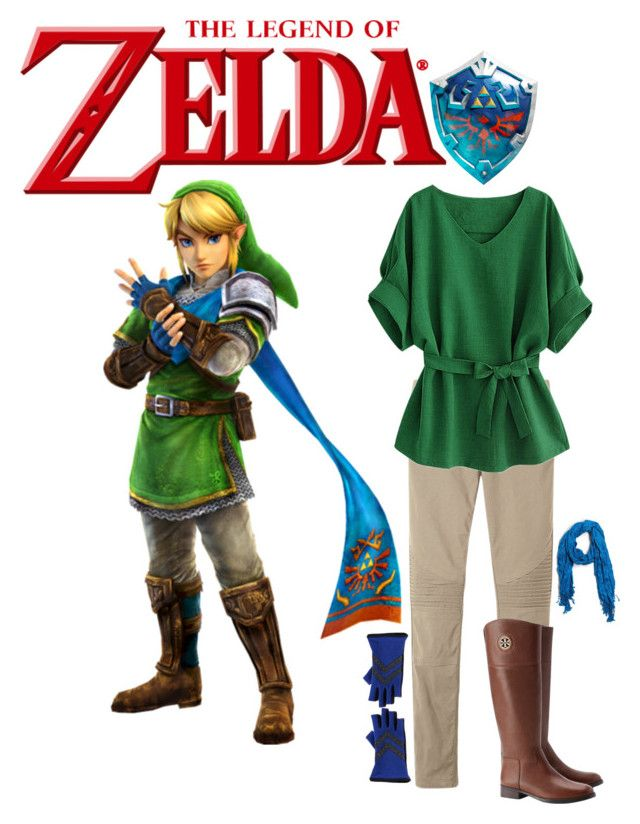"""The Legend of Zelda - Link"" by agirlthatfellinlovewithnumberten ❤ liked on Polyvore featuring art"