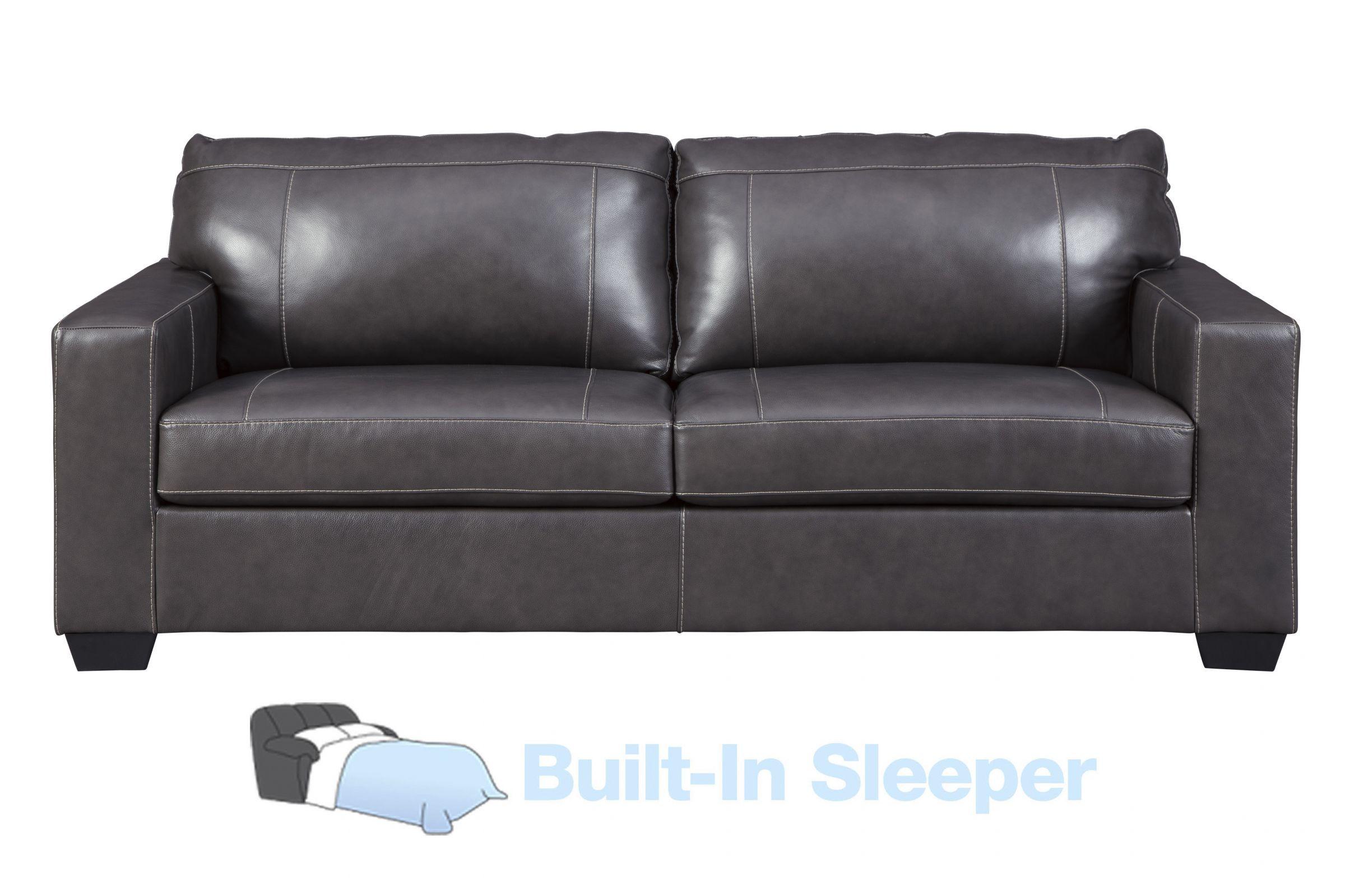 Clyde Leather Queen Sofa Sleeper In 2020 Queen Sofa Sleeper Sleeper Sofa Queen Memory Foam Mattress